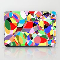 musa iPad Cases featuring Love Doodles by DeMoose_Art