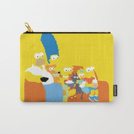 The Simpsons - Family Carry-All Pouch