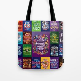 IW Complete set Tote Bag