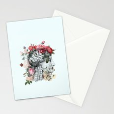 Beautiful Brain Stationery Cards