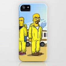 Breaking Bad cast iPhone (5, 5s) Slim Case