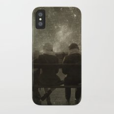 ON THE BENCH iPhone X Slim Case