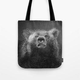 Sacred Bear Tote Bag