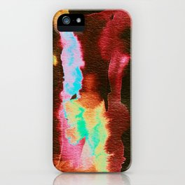 Heart Music Four iPhone Case