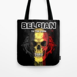 To The Core Collection: Belgium Tote Bag