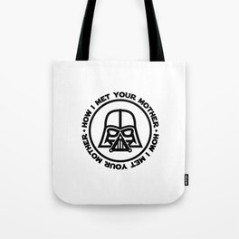 darth-mother Tote Bag