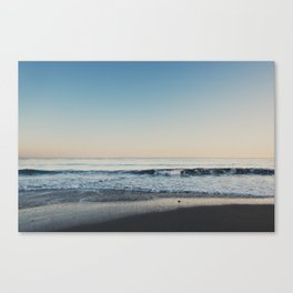 & breathe ... Canvas Print