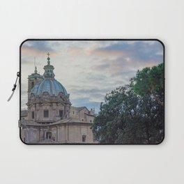Roman Sunset Laptop Sleeve