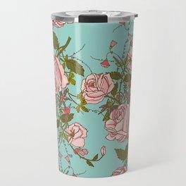 beautiful roses Travel Mug