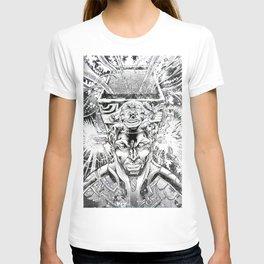 KID QUASAR AND THE ULTRA-MAGNETIC HI TOP FADE T-shirt
