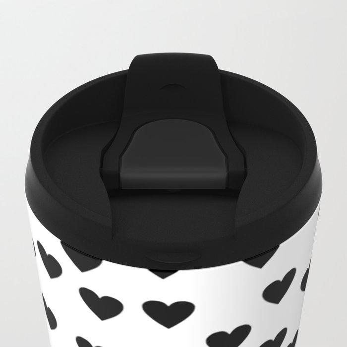 cat-354 Metal Travel Mug