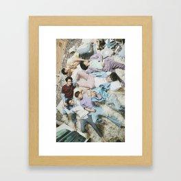 GOT7 Framed Art Print