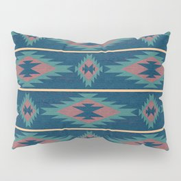 Native Spirit Pattern Pillow Sham