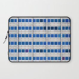 The Building (Color) Laptop Sleeve