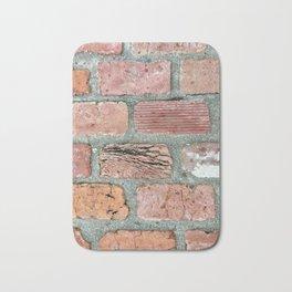 Elba Alabama brick Bath Mat