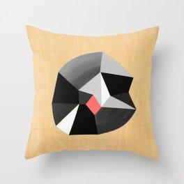 Shape No:02 Throw Pillow