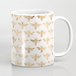 Honey Bees (Sand) Coffee Mug