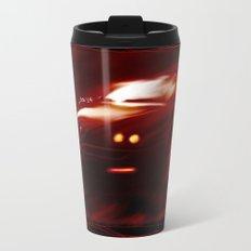 Flaming Alfa Gtv 916 Travel Mug