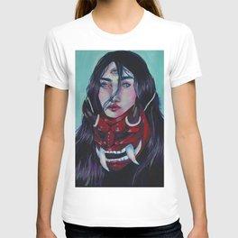 Hidden self T-shirt