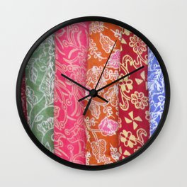 Bali Ubud Wall Clock