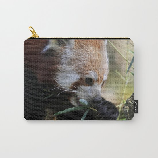 Red_Panda_2015_0308 Carry-All Pouch