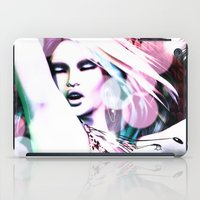 rave iPad Cases featuring Rave by Vaia