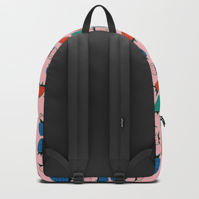 strawberry pink Backpack
