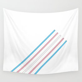Transcend: On the Rise Wall Tapestry