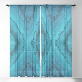 WITHIN THE TIDES - X - CALYPSO Sheer Curtain