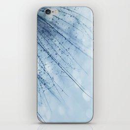 CRYSTAL BLUE PERSUASION iPhone Skin