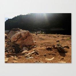 Creekside Dreams Canvas Print