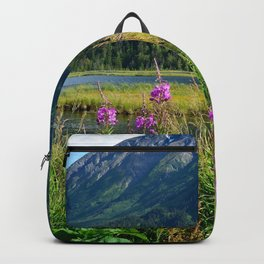 July at Tern Lake - II Backpack