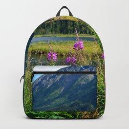 July at Tern Lake - II Backpack