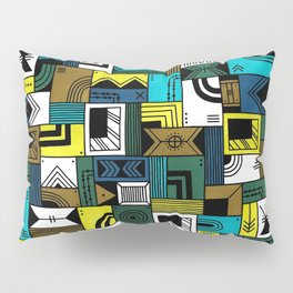 Napkin Darts Pillow Sham