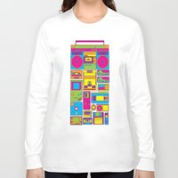 90s Long Sleeve T-shirts featuring 90s by sknny
