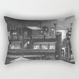 From my window Rectangular Pillow