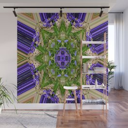 Doily of Spring.... Wall Mural