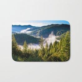 Smoke on the Mountains Bath Mat