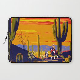 Saguaro National Monument Laptop Sleeve