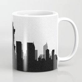 City Skylines: New York City Coffee Mug