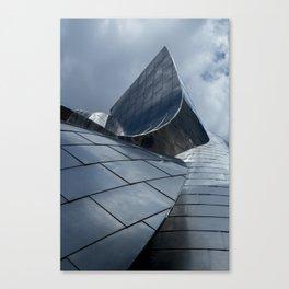 wd concert hall Canvas Print