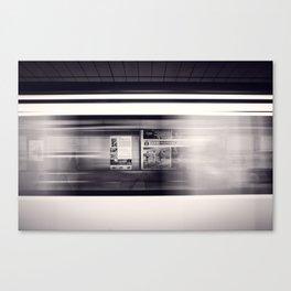 mario calvo Canvas Print