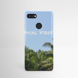 TROPICAL VIBES Android Case