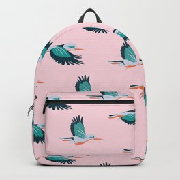 Kingfishers Backpack