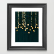 Sky Full Of Stars Framed Art Print