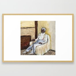Out of Yesterday #8 Framed Art Print