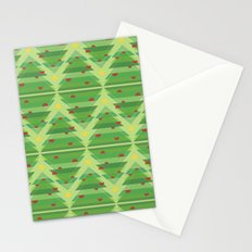 Over the trees Stationery Cards