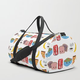 Lunch Time Duffle Bag
