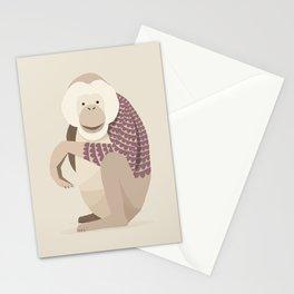 Whimsical Orang Utan Stationery Cards