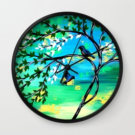 Getting to Know You Wall Clock